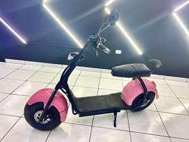 Vendo moto scooter eléctrico