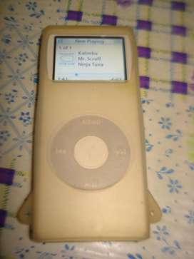 Ipod Nano 2gb Funcionano Con Estuche Y Cable.exc Sonido