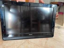 Tv Lcd 32 Pulgadas - Sony Bravia - Klv-32m400a. Impecable.