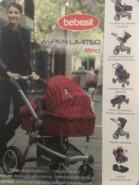 Coche y silla bebé para carro bebesit ASPEN Limited