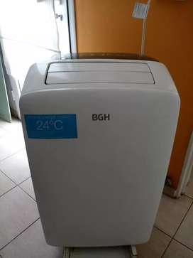 Aire acondicionado portatil BGH, frio/calor