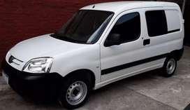 Peugeot partner 1.6 furgón 5 plazas