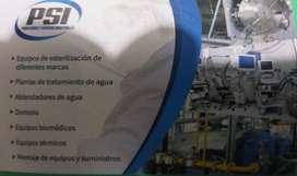 Mantenimiento de equipos de esterilización