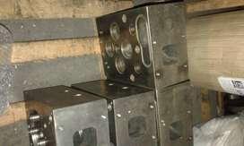 culatas tapas cilindro motores Guascor E318