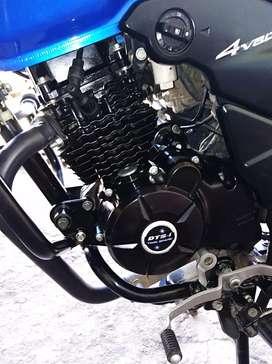 Vendo moto discobery 150 st