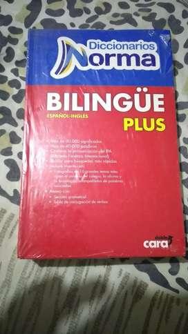 Diccionario Bilingüe Plus Norma 20.000