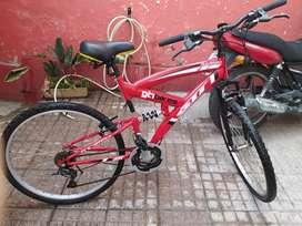 Bicicleta GTI