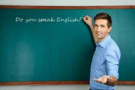 se necesita docente de Ingles