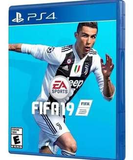 FIFA 19 usado en perfecto estado