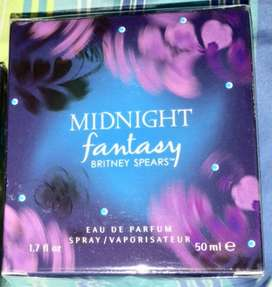 Perfume Fantasy de Britney Spears 50ml original con toda su envoltura