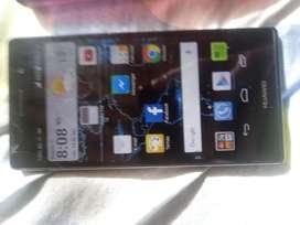 Huawei P7  libre todo operador leer