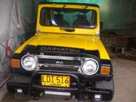 Dahiatsu modelo 1978
