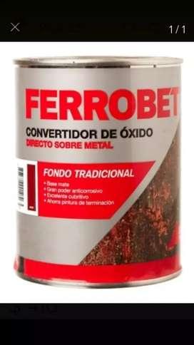 Convertidor de óxido ferrobet