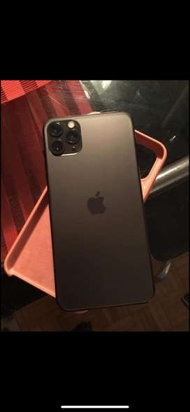 Vendo Iphone 11pro max