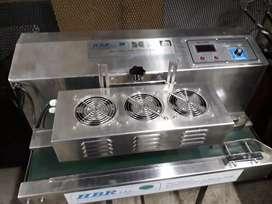 Vendo selladora o termoselladora de envases por inducción