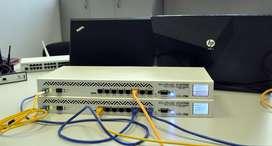 Router Mikrotik CCR1036-8G-2S 4Gb Ram 36 cores