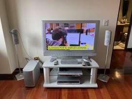 Tv Panasonic Viera Full HD + teatro en casa