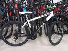 Bicicletas aluminio  nueva okm garantía