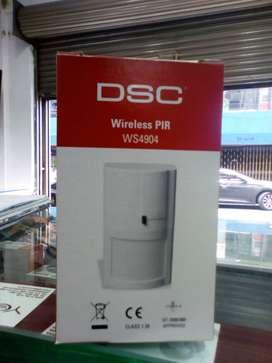 Sensor inalámbrico de movimiento DSC ws4904 Yoline security