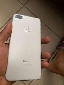 Vendo iphone 7 plus 0 detalles 256 gb