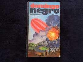 Libro Domingo Negro Thomas Harris Círculo de Lectores - Autor de Hannibal