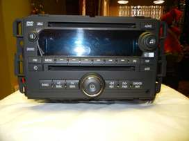 Chevrolet Traverse Autoradio Original