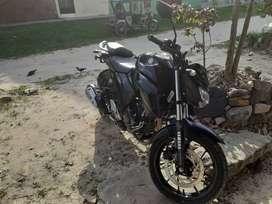 Vendo moto FZ 250 modelo actual