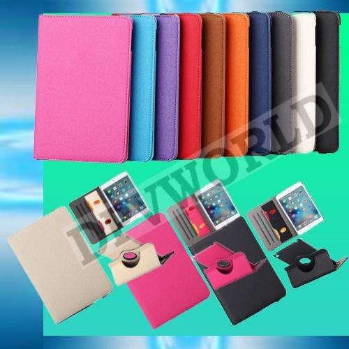 Estuche Ipad Mini 4 Case Tipo Giratorio Apple Ipad Mini 3 2 0