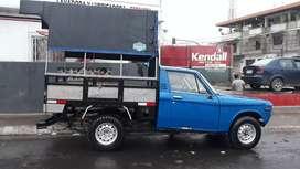 Linda camioneta Chevrolet isuzu
