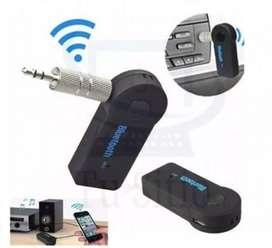 Adaptador Receptor Bluetooth 3.5mm Aux Carro equipos celular