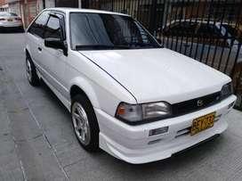 Mazda 323 Coupe excelente Estado