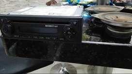 Vendo radio original cheveolet spart mp3 con 2 parlantes de 4 ''