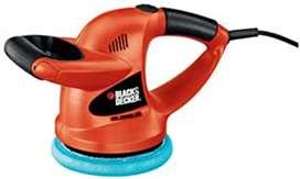 Pulidora Black&Decker de Pintura Para Auto 900 WP Voltaje 110 v