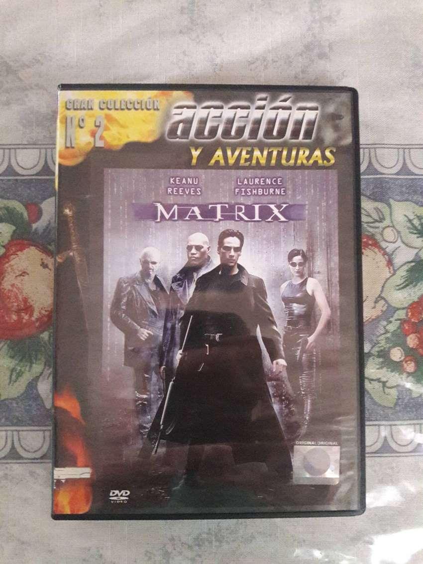 Matrix DVD Original