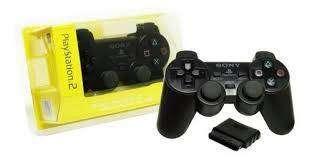 Control Playstation 2 Ps2 Sony Dual Shock 2 Inalambrico 0