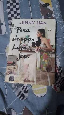 """""""Para siempre Lara Jean"""" libro de Jenny Han"""