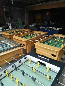 Futbolines Pooles Ping Pong Air Hockey