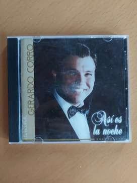 CD Gerardo corro tango así es la noche
