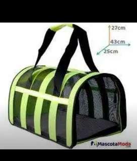 Transportin 35x25 bolso maleta para Gatos y Perrito Mascota nuevos