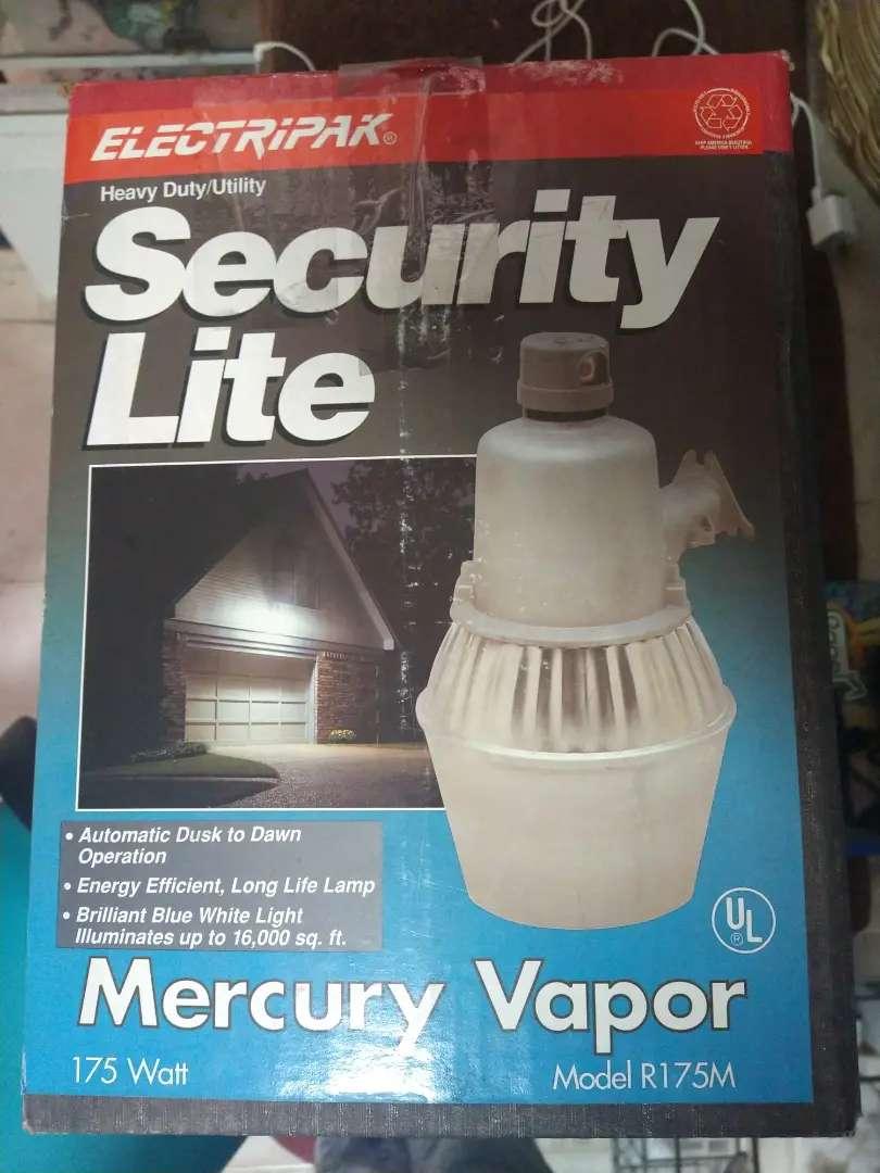 Luz de seguridad 0