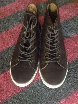 Zapatos americanos puro cuero