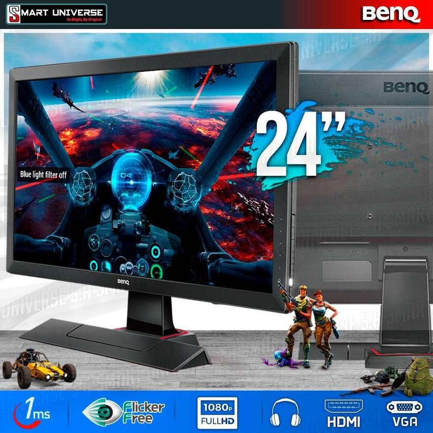 Monitor Gamer BENQ rl2455s 24 Pulg / 1ms, PS4 FHD - HDMI VGA 0