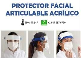 Protectores Faciales 15-45