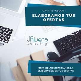 Elaboracion de Ofertas y Preparacion de Concursos de Compras Publicas
