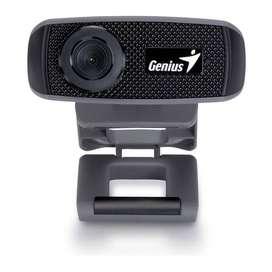 Cámara Web Genius FaceCam 1000X Webcam HD 720p