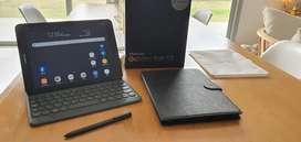 Tablet Samsung Galaxy Tab S3 SM-T820 + teclado Samsung original!!! INMACULADA