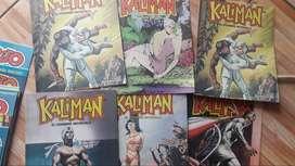 coleccion de revistas kaliman
