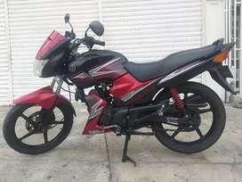 Yamaha ybr 125 al día 2012