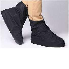 Botas Impermeables Unisex Cubiertas Para Zapatos De Lluvia