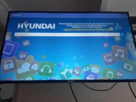 "Venta de Televisor Hyundai de 40"""
